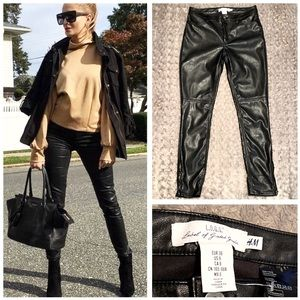 Women's H&M pants paid $38 Size 6 Good condition